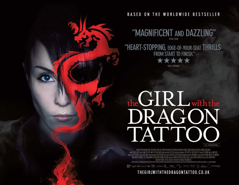 Girl With the Dragon Tattoo – Jacob Groth This Danish composer really hit